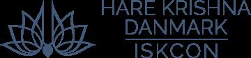 Hare Krishna ENGELSK Logo
